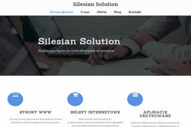 Silesian Solution - Systemy CMS Gliwice