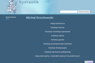 Zakład Usług Sanitarnych Józef Grochowski - Instalacje grzewcze Siedlce