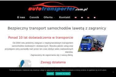 Handel,Transport Tomasz Dąbkowski - Transport Ostrowiec Świętokrzyski