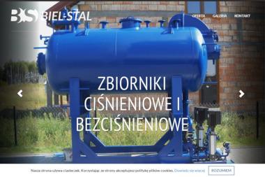 BIEL-STAL Krzysztof Bielicki - Spawacz Łapy