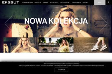 EKSBUT Produkcja Obuwia - Obuwie męskie Mława
