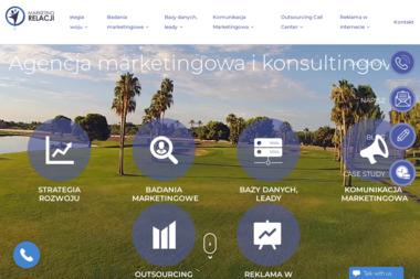 Marketing Relacji Sp. z o.o. - Bazy danych Warszawa
