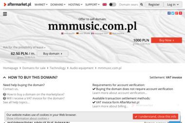 Mmmusic FHUP - Oprogramowanie do Sklepu Internetowego Busko-Zdrój