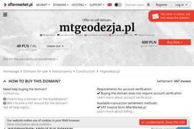 MT Geodezja - Firma Geodezyjna Kraków