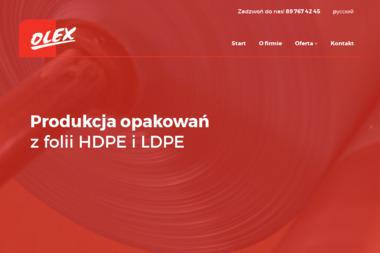 Olex - Opakowania Lidzbark Warmiński