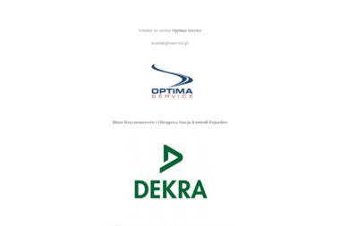 Optima Service - Kosztorysy, ekspertyzy Lisewo