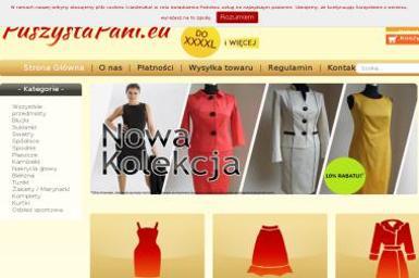 Działaność Handlowa Regina Lamparska - Kominki Starachowice