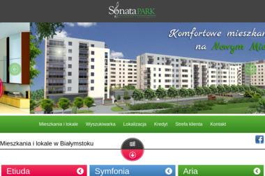 Sonata Park Sp. z o.o. - Mieszkania Białystok
