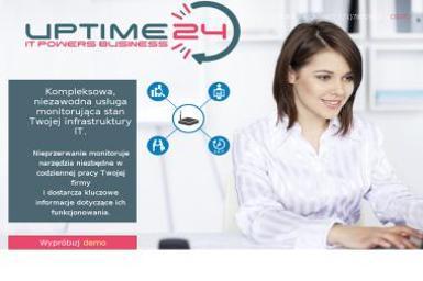 Uptime24 - Monitoring Wrocław