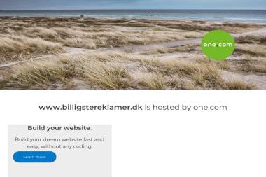BilligsteReklamer.dk - Ulotki A6 Copenhagen S