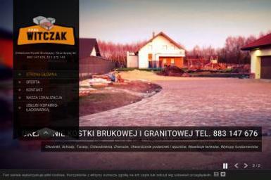 PPHU Witczak - Ekipa budowlana Łoniów