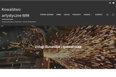 ZPH WiM Kowalstwo Artystyczne - Wykonanie Ogrodzenia Gorzów Wielkopolski