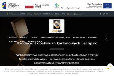 P.P.H.U. Lechpak - Rzemiosło Małdyty