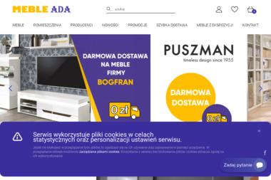 """Firma Handlowa """"Ada"""" Andrzej Tyra - Stolarstwo Tarnobrzeg"""
