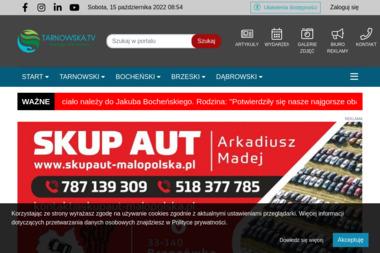 Tarnowskie Media - Projektowanie logo Tarnów