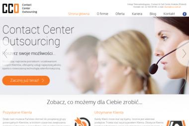 CCO KRAKÓW Sp. z o.o. - Umawianie Spotkań Kraków