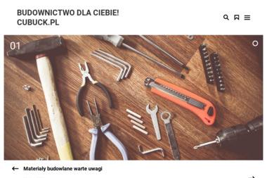 Centrum Usług Budowlanych - Okna aluminiowe Leśniewo