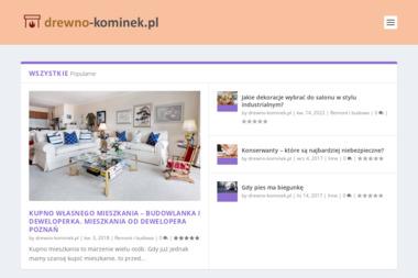 P.H.U Grabina Żaneta Miros - Drewno kominkowe Stare Babice