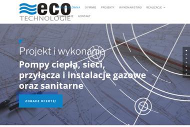 Eco Technologie - Instalacje gazowe Pruszcz Gdański