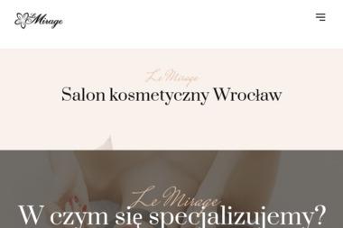 Gabinet Kosmetyczny LeMirage - Salon kosmetyczny Wrocław