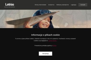 Agencja Reklamowa LETRAS Jarosław Zatoń - Agencja Interaktywna Kartuzy