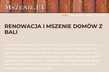 Szymon ustupski firma remontowo-budowlana - Wykonywanie Ogrodzeń Zakopane