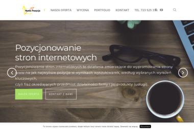Nowa Pozycja Karol Damps - Usługi Marketingowe Sianowo