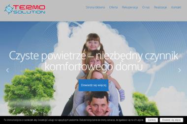 Termo Solution - Projektowanie instalacji sanitarnych Kraków