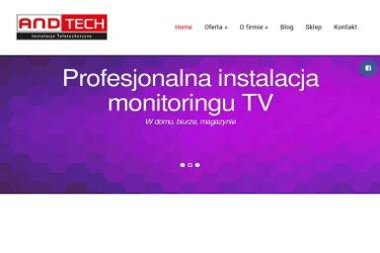 And Tech Andrzej Skłudzki - Automatyka budynkowa Radzymin