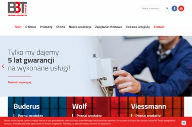 BBT Technika Grzewcza Salon Buderus Viessmann - Kotły na Pellet Warszawa