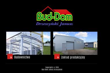 Zakład Ogólnobudowlany Bud-Dom Janusz Drzeszyński - Ślusarz Brodnica