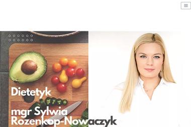 Dietetyk Balance - Dieta Odchudzająca Poznań