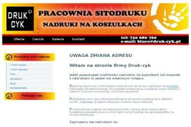 Textile & Print Polska Sp. z o.o. - Nadruki na odzieży Białystok