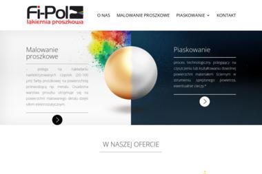 Fi-Pol Lakiernia Proszkowa - Piaskowanie Radom