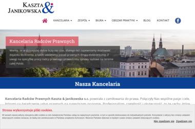 Kancelaria Radców Prawnych Kaszta & Janikowska s.c. - Windykacja Opole
