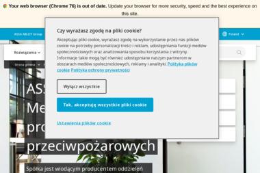 ASSA ABLOY Mercor Doors - Bramy Skrzydłowe Gdańsk