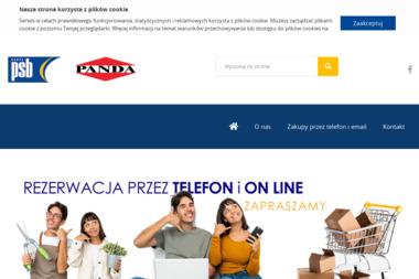"""Przedsiębiorstwo Produkcyjno Handlowe """"PANDA"""" - Chemia budowlana Fabianki"""