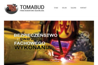 """Firma remontowo-budowlana """"TOMABUD"""" - Brukarze Tychy"""