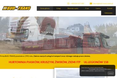 Firma Wielobranżowa P.P BUD-TRANS - Studnie Wiercone Częstochowa