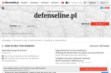 Defense Line - Sporty walki, treningi Warszawa