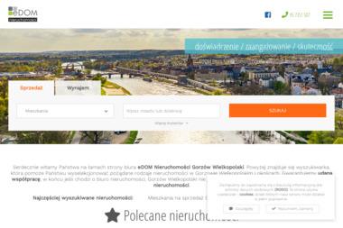 EDOM Nieruchomości - Magazyny do wynajęcia Gorzów Wielkopolski