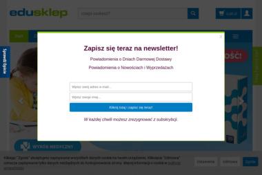 Edusklep.pl - Sklep internetowy Opole