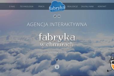 Fabryka w chmurach Michał Tryniecki - Grafik komputerowy Lublin