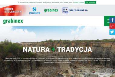 Grabinex Sp. z o.o. - Kamień Strzegom