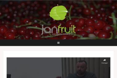 Janfruit Sp. o.o. - Owoce Błędów