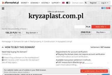 Kryza-Plast Zakład wielobranżowy Henryk Kamiński - Sprzedaż Materiałów Budowlanych Mikołów