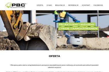 PBC Sp. z o.o. - Nadzorowanie Budowy Gdynia