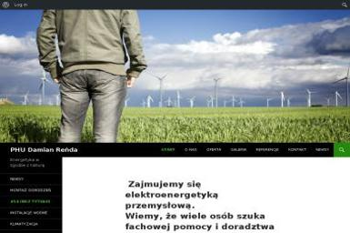 P.H.U Damian Reńda - Fotowoltaika Soczewka