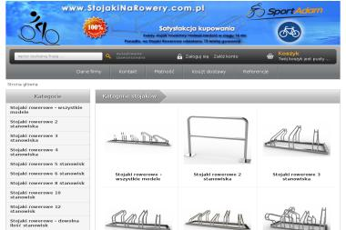 Sport Adam Adam Chociej - Sklep internetowy Białystok
