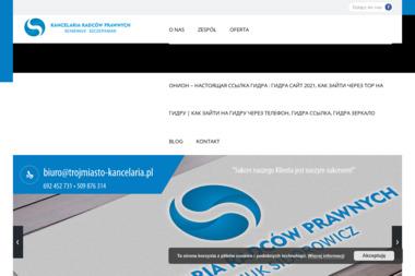 Kancelaria Radców Prawnych Semeniuk Sidorowicz Spółka Partnerska - Obsługa Prawna Gdańsk